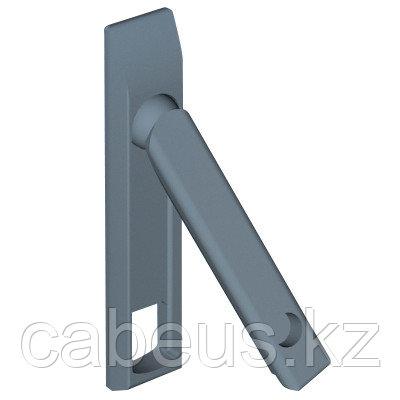 DKC / ДКС R5CE200 Комплект замка (малая ручка, цилиндр с двойной бородкой 3мм, ключ), для шкафов серий CE/ST