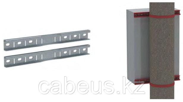 DKC / ДКС R5FB600 Комплект крепления шкафов CE/ST/RAM box к столбу (ширина шкафа- 600 мм) ( в комплекте: