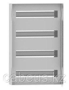 DKC / ДКС R5TM55 Панель для модульного оборудования, 500х500 (ВхШ), 63(3x21)модулей, для шкафов серий CE/ST,