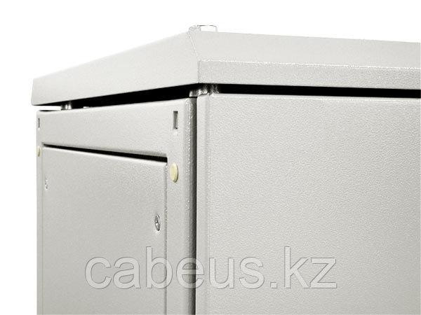 ZPAS WZ-1951-09-13-011 Боковые металлические стенки для шкафов SZE2 2000x400, цвет серый (RAL 7035)