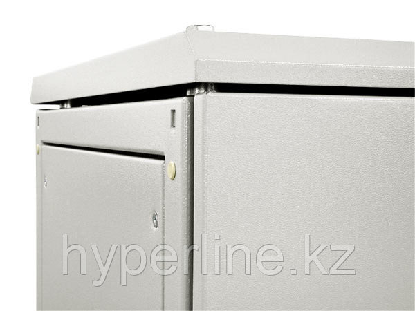 ZPAS WZ-1951-09-07-011 Боковые металлические стенки для шкафов SZE2 1600x800, цвет серый (RAL 7035)