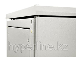 ZPAS WZ-1951-09-09-011 Боковые металлические стенки для шкафов SZE2 1600x500, цвет серый (RAL 7035)