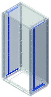 DKC / ДКС 095770012 Стойки вертикальные, для шкафов Conchiglia В=400мм,1 упаковка - 2шт.