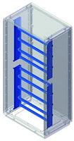 DKC / ДКС 095777801 Рама монтажная, для шкафов Conchiglia, ВхШ: 490 x 685 мм