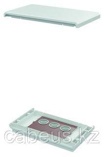DKC / ДКС G7DTB3368 Комплект, крыша и основание, для напольных шкафов Conchiglia, ГхШ: 330 х 685 мм