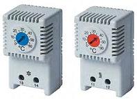 DKC / ДКС R5THV2 Термостат, NO контакт, диапазон температур: 0-60 °C