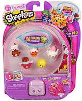 Moose 56145 Shopkins 5 сезон Набор из 12 штук в блистере, фото 1