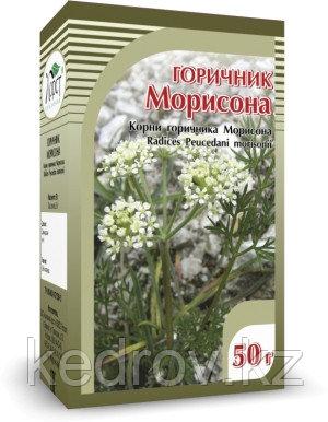 Горичник Мориссона (корень), 25 г.
