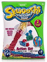 Набор для творчества  Skwooshi c формочками и массой для лепки, фото 1