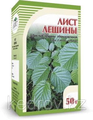 Лещина лист 50 гр.