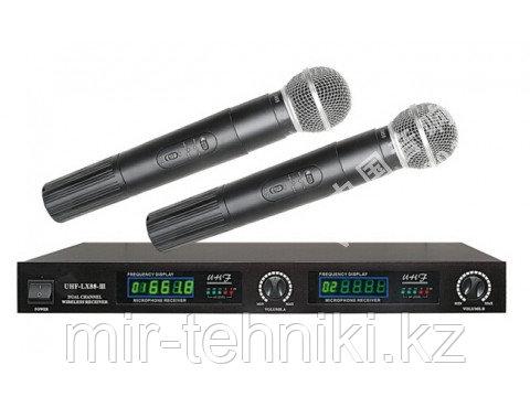 Профессиональный микрофон UHF U500