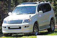 Аэродинамический обвес на Toyota Prado 120