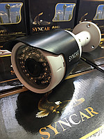 Уличная AHD камера видеонаблюдения Syncar SC-617 1mp-720p