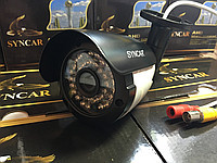 Уличная AHD камера видеонаблюдения Syncar SC-714 1mp-720p