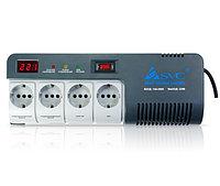 Стабилизатор SVC AVR-1012-G 1200ВА (720W), фото 1