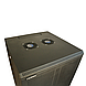 ELEMENT Шкаф напольный 18U, 600*600*901 передняя дверь перфорированная, фото 3