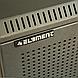 ELEMENT Шкаф напольный 18U, 600*600*901 передняя дверь перфорированная, фото 4