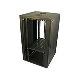 ELEMENT Шкаф напольный 18U, 600*600*901 передняя дверь перфорированная, фото 7