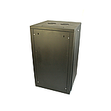 ELEMENT Шкаф напольный 18U, 600*600*901 передняя дверь перфорированная, фото 8