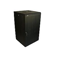 ELEMENT Шкаф напольный 21U, 600*600*1000 передняя дверь перфорированная