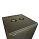 ELEMENT Шкаф напольный 21U, 600*600*1000 передняя дверь перфорированная, фото 3
