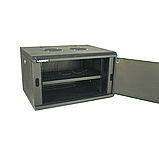ELEMENT Шкаф телекоммуникационный настенный антивандальный 9U,600*450*500, фото 2