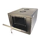 ELEMENT Шкаф телекоммуникационный настенный антивандальный 9U,600*450*500, фото 5