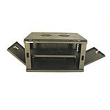 ELEMENT Шкаф телекоммуникационный настенный антивандальный 9U,600*450*500, фото 7