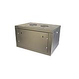 ELEMENT Шкаф телекоммуникационный настенный антивандальный 9U,600*600*500, фото 6