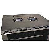 ELEMENT Шкаф телекоммуникационный настенный антивандальный 18U,600*600*901, фото 3