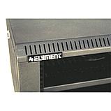 ELEMENT Шкаф телекоммуникационный настенный антивандальный 18U,600*600*901, фото 4