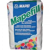 Mapefill бетонная смесь для анкеровки арматуры, высокоточной фиксации оборудования, колонн.