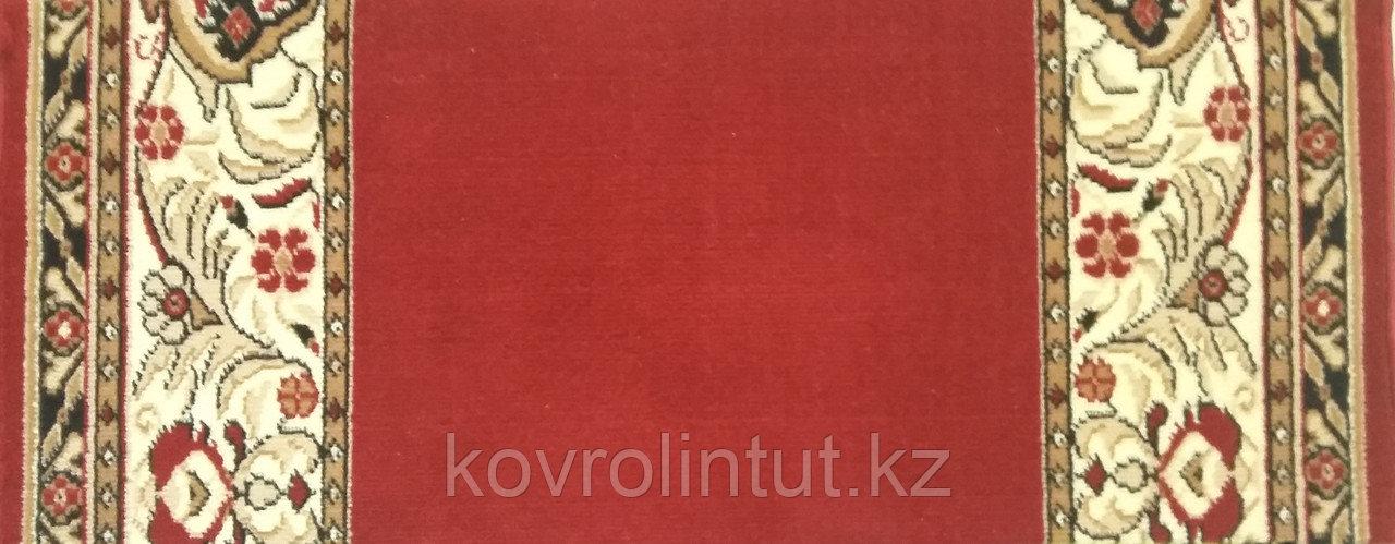 Кремлёвская дорожка BCF  GOLD Красная  ширина 1,2/1,5 м опт/розн