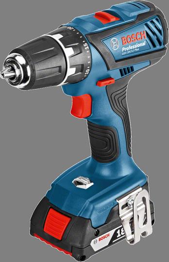 Аккумуляторная дрель-шуруповёрт Bosch GSR 18-2-LI Plus Professional (06019E6120)