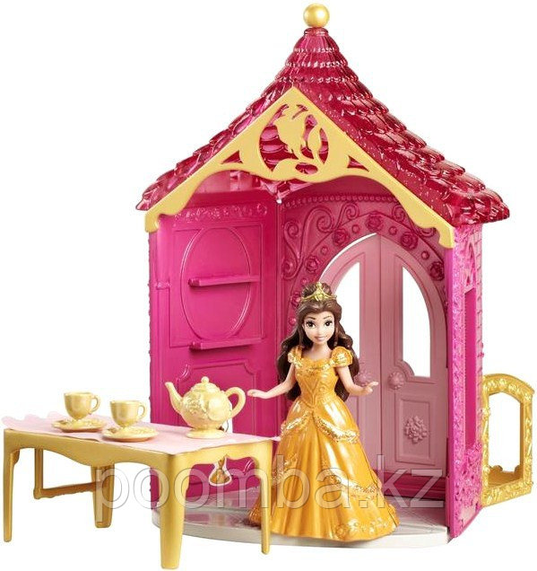 Набор с куклой «Принцесса Диснея» – Комната Белль