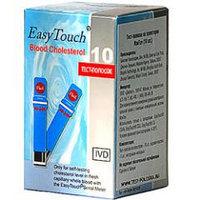 Тест-полоски EasyTouch® для определения холестерина в крови
