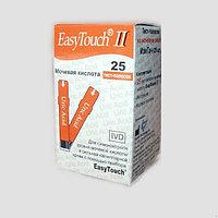 Тест-полоски EasyTouch® для определения мочевой кислоты в крови