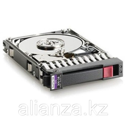 HP 300GB 15k SAS DP 6G SFF HDD 507129-020
