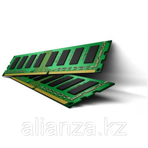 Оперативная память HP 4GB Kit (2x2GB) PC3-10600 DDR3-1333MHz ECC Unbuffered CL9 240-Pin DIMM Dual Rank Memory NL663AV