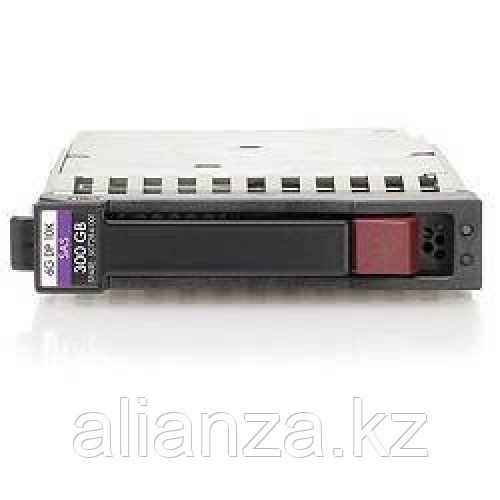"HP 300-GB 6G 10K 2.5"" DP SAS 507284-001"