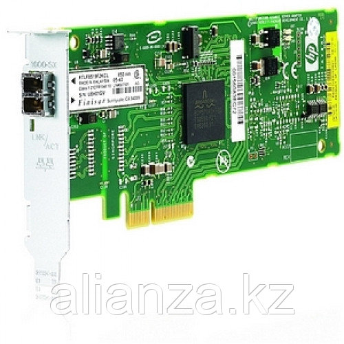 Hewlett-Packard Qlogic 4GB QLE2462 fibre channel mezzanine board - For HP c-Class BladeSystem 405920-001