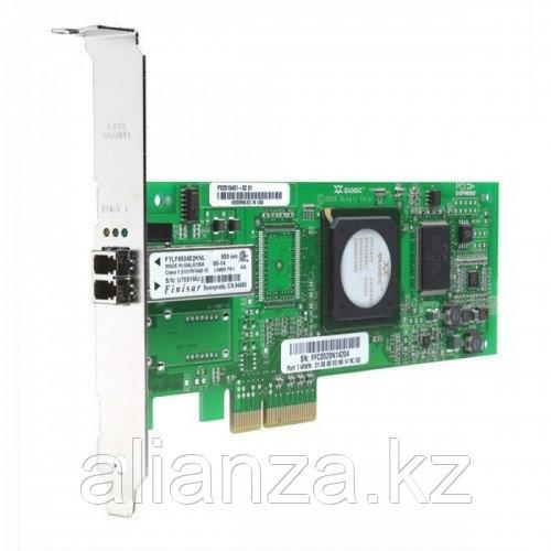 HP FC2142SR 4Gb 1-port PCIe Fibre Channel Host Bus Adapter A8002B