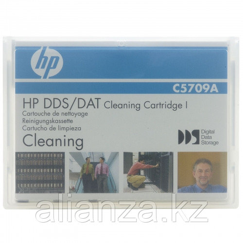 HP DDS Cleaning Cartridge C5709A