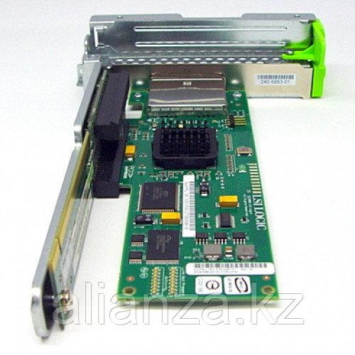 Контроллер SAS SUN SG-XPCIE8SAS-E-Z (LSI Logic) SAS3801EL-S Ext-2xSFF-8088 8xSAS/SATA U300 LP PCI-E8x 375-3487