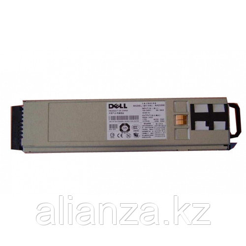 Резервный Блок Питания Dell Hot Plug Redundant Power Supply 550Wt PS-2521-1D для серверов PowerEdge 1850 UG634
