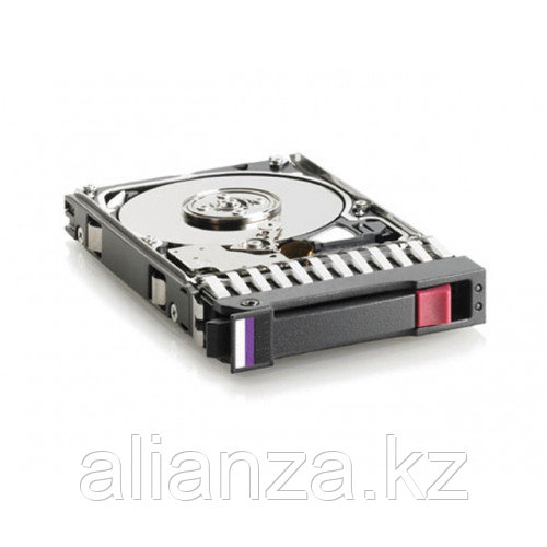 "Hot-Plug 300GB 10K rpm, 2.5"" SFF Dual-Port 6G SAS hard drive 507119-006"