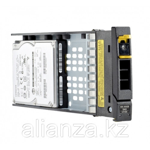 HP 3PAR 100GB 6G SAS SFF SLC SSD M6710 QR502A
