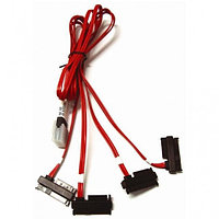 Hewlett Packard HP ML110G6 150G6 330G6 160G6 120G6 NHP internal SAS / SATA 4 port cable 487734-B21:Кабель