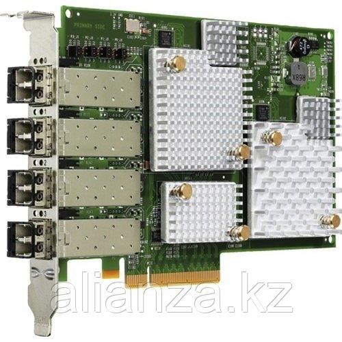 Emulex 8Gb/s Fibre Channel PCI Express 2.0 Quad Channel Host Bus Adapter LPe12004