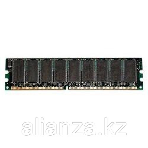 Hewlett-Packard SPS-DIMM, 2 GB PC3-10600E, 128Mx8, RoHS 500209-061
